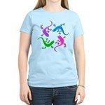 4 Geckos 4 Women's Light T-Shirt