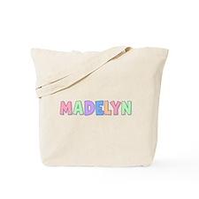 Madelyn Rainbow Pastel Tote Bag