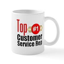 Top Customer Service Rep Mug