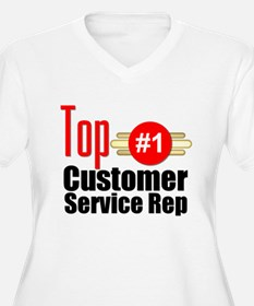 Top Customer Service Rep T-Shirt