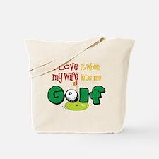 I Love It When Tote Bag