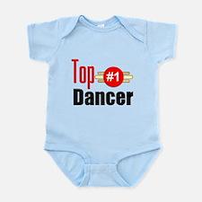 Top Dancer Infant Bodysuit
