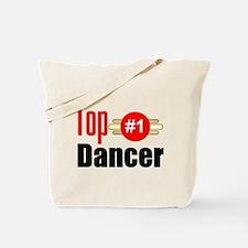 Top Dancer Tote Bag