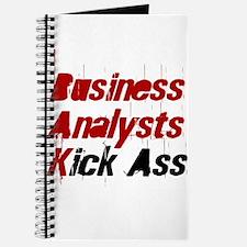 Business Analysts Kick Ass Journal