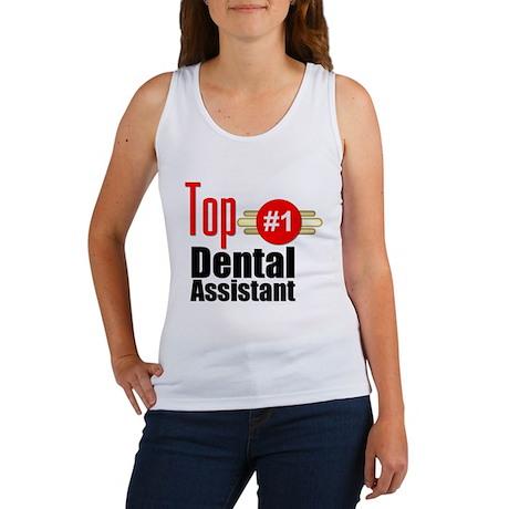 Top Dental Assistant Women's Tank Top
