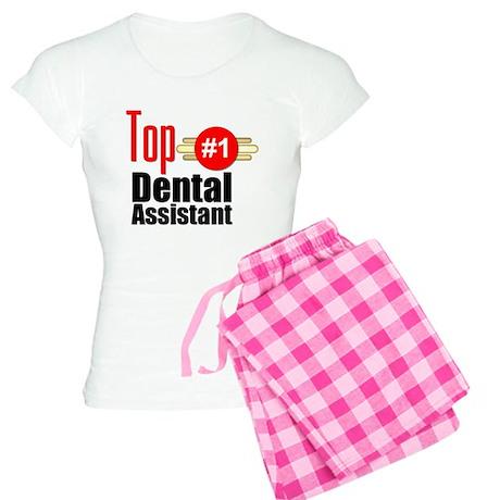 Top Dental Assistant Women's Light Pajamas