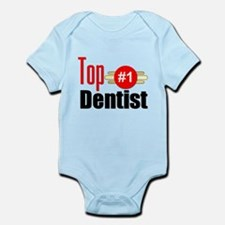 Top Dentist Infant Bodysuit