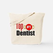Top Dentist Tote Bag