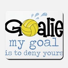 My Goal Mousepad