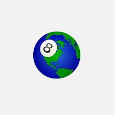 Random World Order Mini Button
