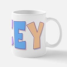 Lacey Rainbow Pastel Mug