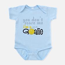 You Don't Scare Me Infant Bodysuit