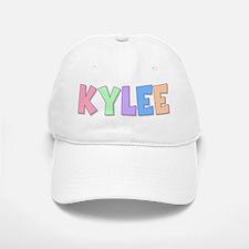 Kylee Rainbow Pastel Baseball Baseball Cap