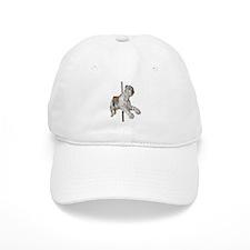 carousel tiger Baseball Cap