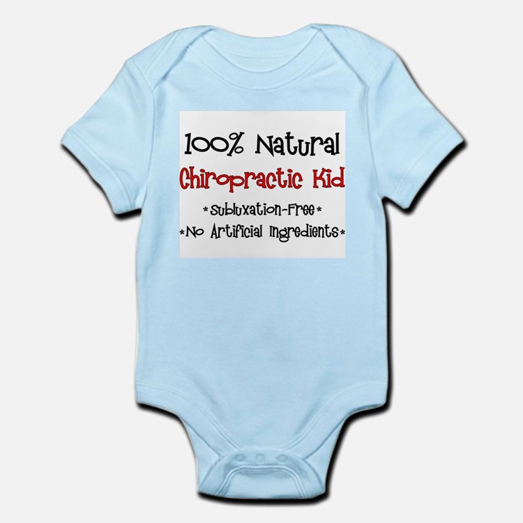 Chiropractic Kid Infant Bodysuit