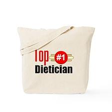 Top Dietician Tote Bag