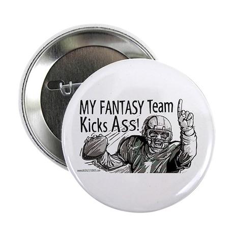 Fantasy Football QB Button