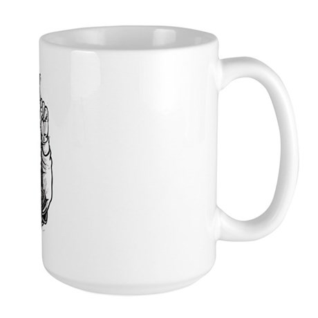 Fantasy Football QB Large Mug