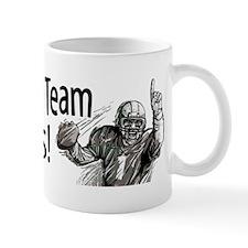 Fantasy Football QB Mug