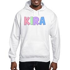 Kira Rainbow Pastel Jumper Hoody