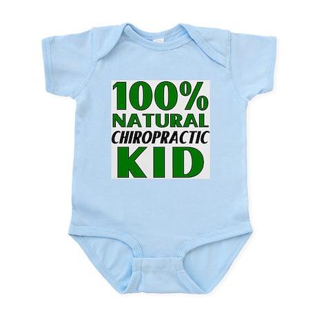 Natural Chiro Kid Infant Bodysuit