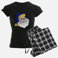 Mountaineer Santa Pajamas