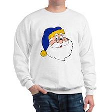 Mountaineer Santa Sweatshirt
