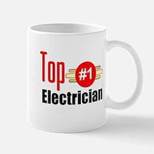 Top Electrician Mug
