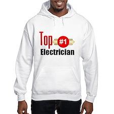 Top Electrician Hoodie