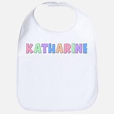 Katharine Rainbow Pastel Bib