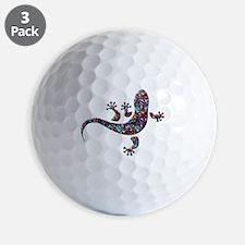 Cool Gecko 1 Golf Ball