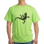 Cool Gecko 1 Green T-Shirt
