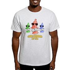 Open Condom Style Dancers T-Shirt
