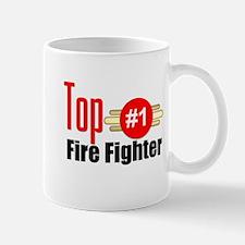 Top Fire Fighter Mug