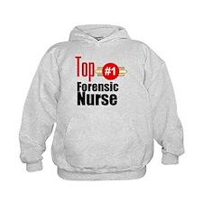 Top Forensic Nurse Hoodie