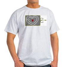 Heart Was Two Sizes Too Small T-Shirt