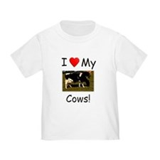 Love My Cows T