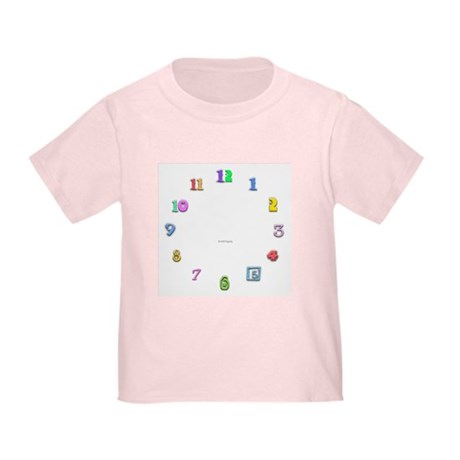 123 Numbers Toddler T-Shirt