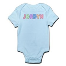 Jordyn Rainbow Pastel Infant Bodysuit