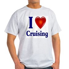 I Love Cruising T-Shirt