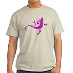 Pink Gecko Light T-Shirt