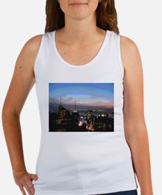 NYC at sunset Women's Tank Top