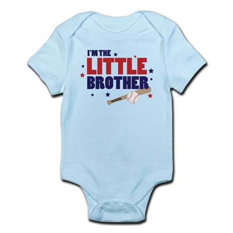 little middle big brother bas Body Suit