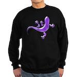Violet Gecko Sweatshirt (dark)