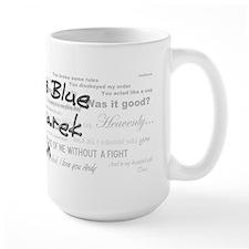 Rookie Blue McSwarek Fan Mug