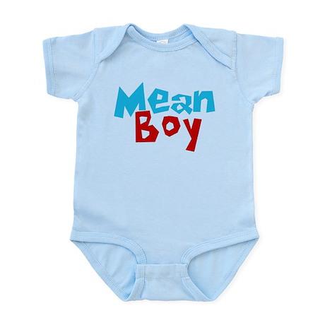 Mean Boy Infant Bodysuit