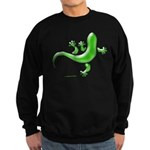 Green Gecko Sweatshirt (dark)