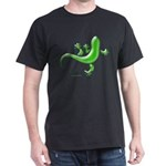 Green Gecko Dark T-Shirt