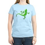 Green Gecko Women's Light T-Shirt