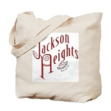 Jackson Heights, NY 11372 Tote Bag